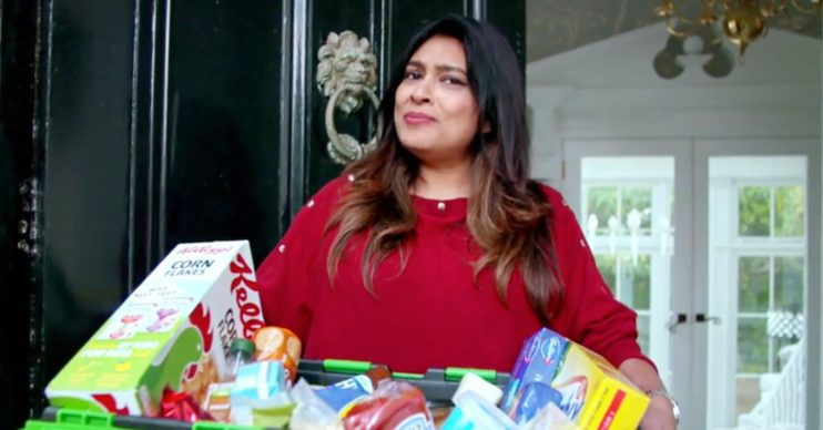Secrets of Your Supermarket Food star Nisha Katona?