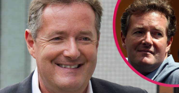 piers morgan old and young