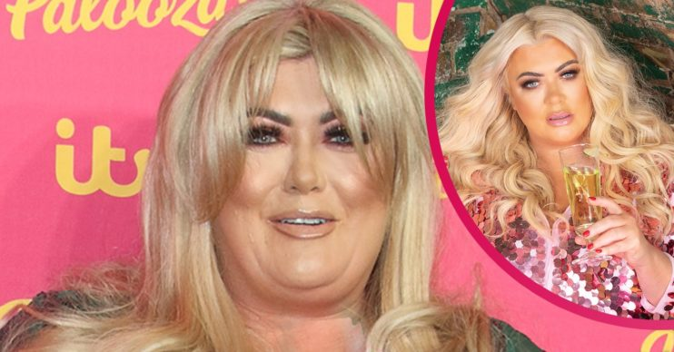gemma collins weight loss results