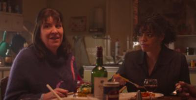 Jill Nalder as Christine Baxter in It's a Sin