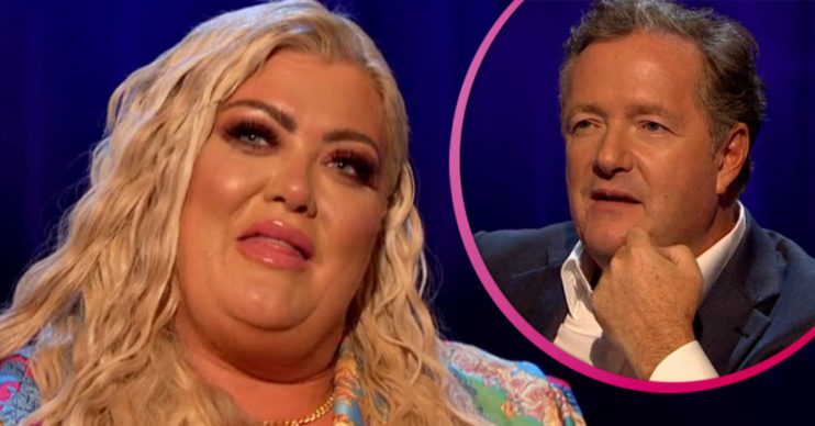 Gemma Collins on Piers Morgan Life Stories