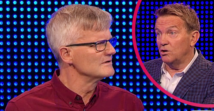 Ian on The Chase