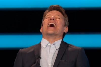 ben laughing