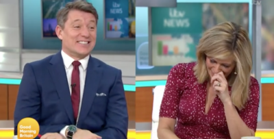 Kate on GMB