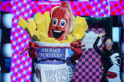 sausage masked singer