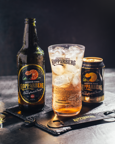 Kopparberg cider