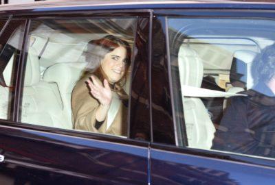 Princess Eugenie baby