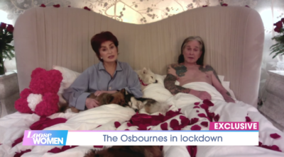 Ozzy Osbourne explained that he had had the COVID vaccine