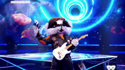 Who is Badger on The Masked Singer?