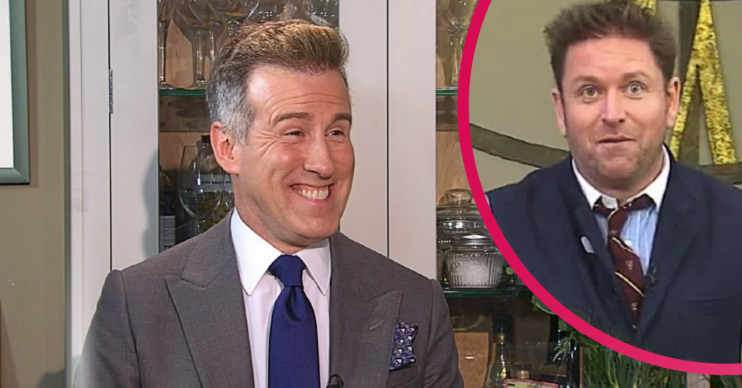 Anton Du Beke on James Martin Saturday morning