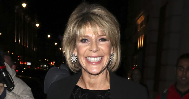 Ruth Langsford confirms she's had coronavirus vaccine