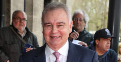 Eamonn Holmes pays emotional tribute to his mum on Valentine's Day