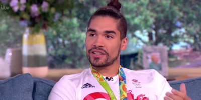 Louis Smith and partner Charlie welcomed in a new baby daughter on Valentine's Day