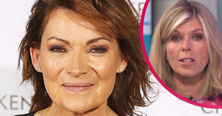 lorraine kelly and kate garraway