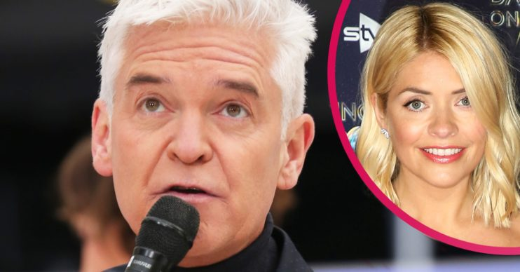 dancing on ice news: phillip schofield and holly willoughby