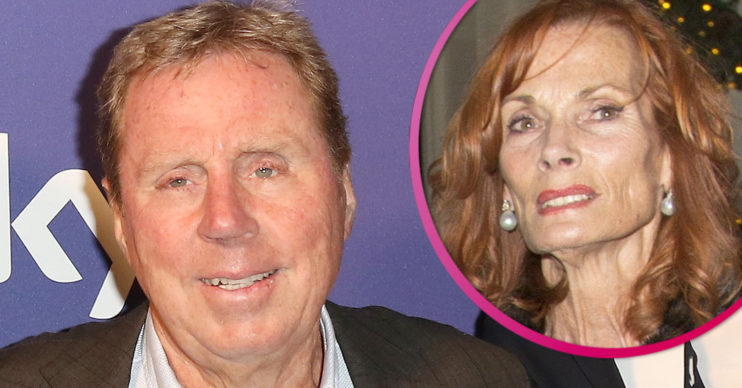 Harry Redknapp and wife Sandra