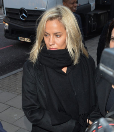 Caroline Flack seen arriving at Highbury and Islington Magistrates Court. Pictured: Caroline Flack Ref: SPL5137126 231219 NON-EXCLUSIVE Picture by: PALACE LEE / SplashNews.com Splash News and Pictures USA: +1 310-525-5808 London: +44 (0)20 8126 1009 Berlin: +49 175 3764 166 photodesk@splashnews.com World Rights