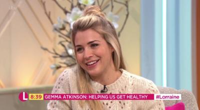 Gemma Atkinson and Gorka engagement