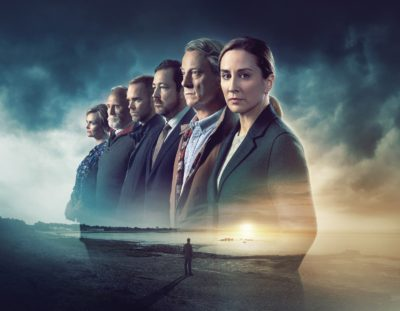 Morven Christie appeared in the first two series of The Bay (Credit: ITV1)