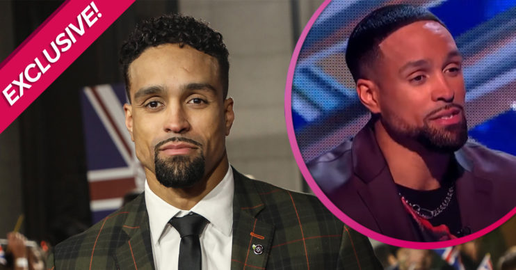 Ashley Banjo on Dancing On Ice