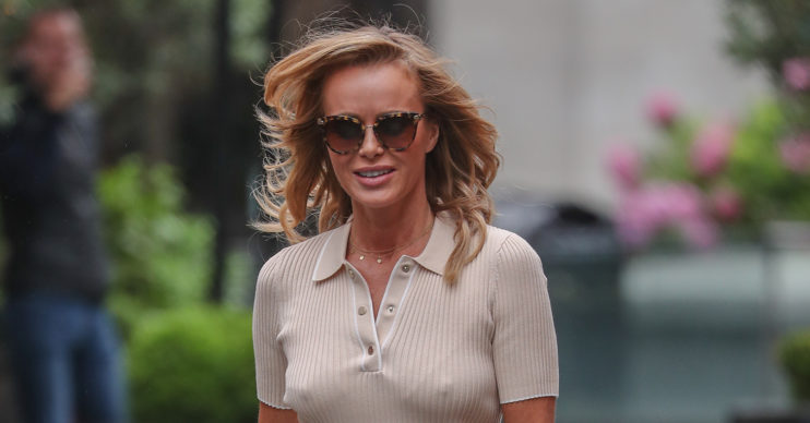 Amanda Holden Leaves Heart Radio
