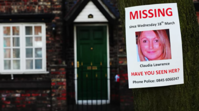 Claudia Lawrence is still missing