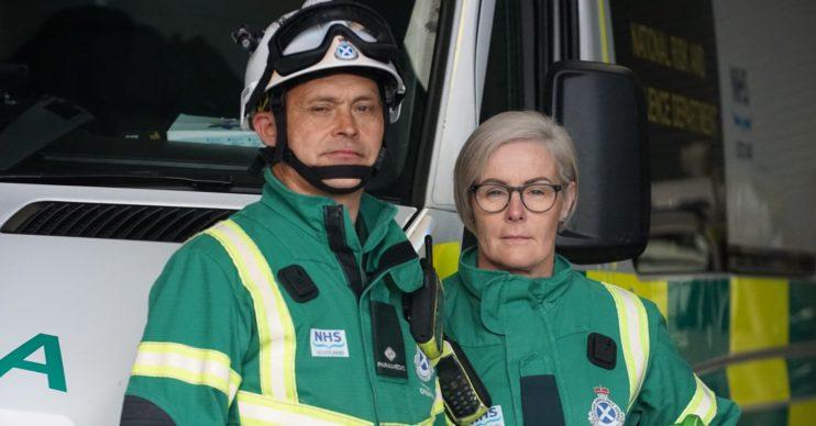 Paramedics on Scene on BBC One
