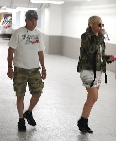 Jamie Spears and his daughter Jamie Lynn