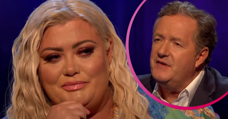 Gemma Collins and Piers Morgan on Life Stories