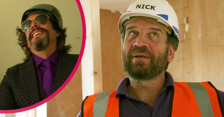 DIY SOS the big build Laurence and Nick