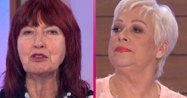 Loose Women Janet and Denise