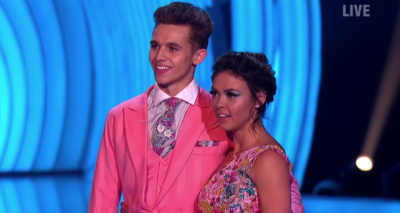 Fans want Joe-Warren Plant back on Dancing On Ice