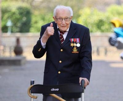 captain sir tom Moore