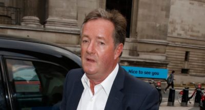 Piers Morgan reveals death threat on Instagram