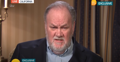Thomas Markle on GMB