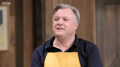 Ed Balls was emotional when he won Celebrity Best Home Cook