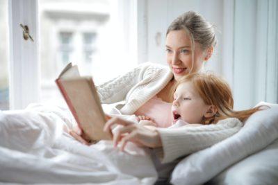 mum with her child