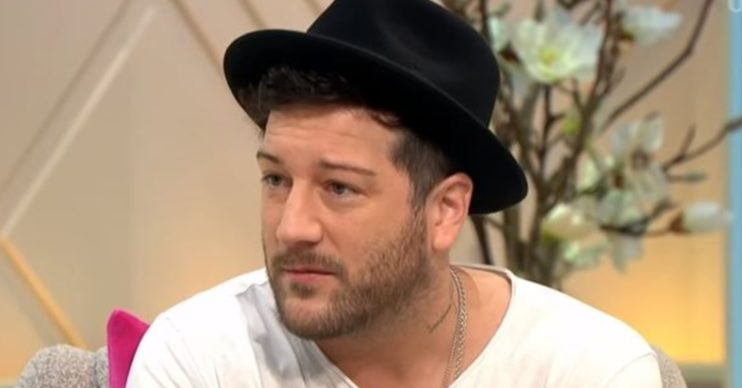 X Factor Matt Cardle