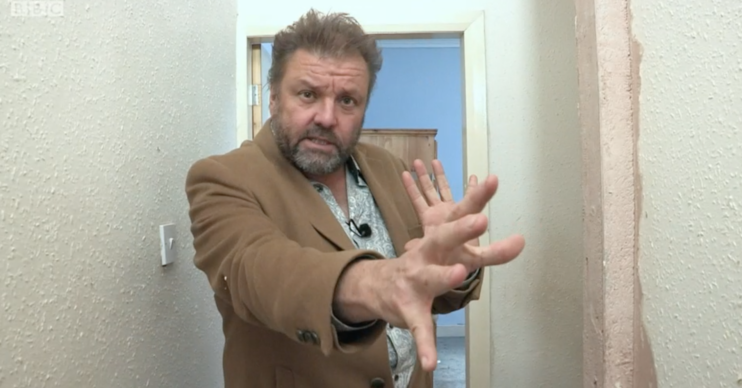 Martin Roberts on Homes Under The Hammer