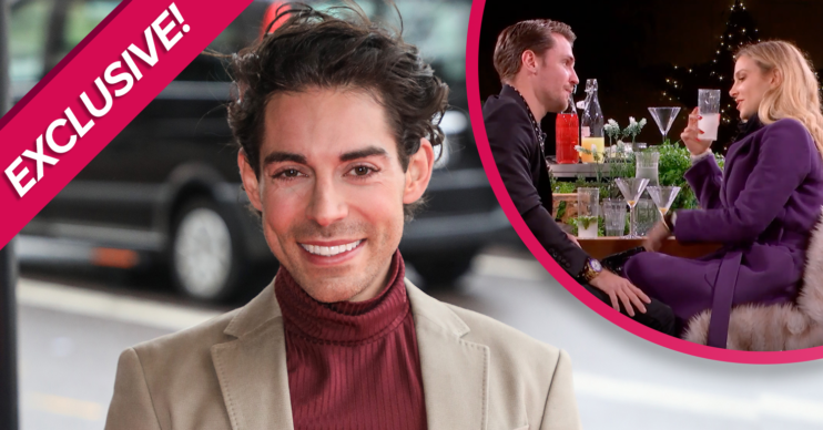 tom read wilson celebs go dating