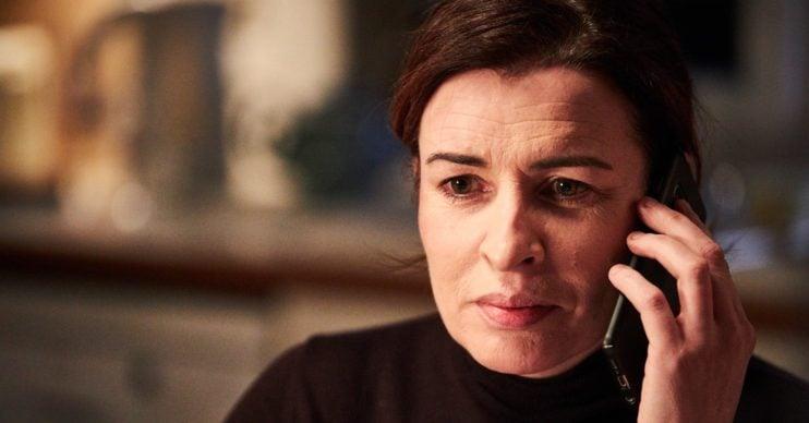 Susan Lynch in Unforgotten on ITV1