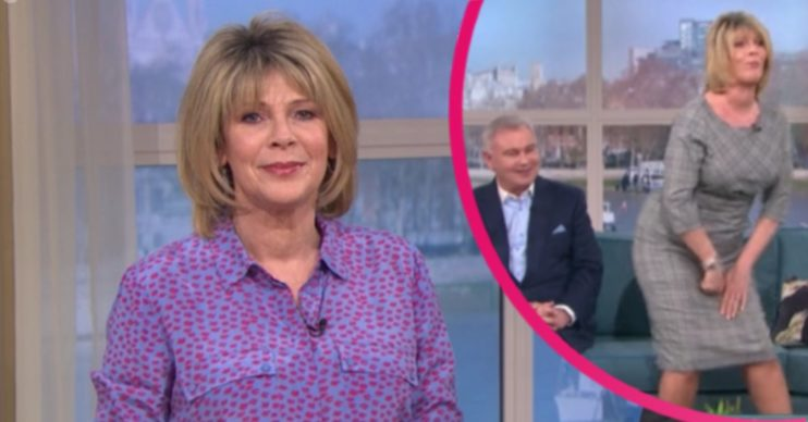 This Morning star Ruth Langsford