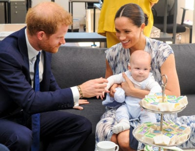 What are the bookies' name favourites for Harry and Meghan's new baby?