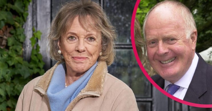 Esther Rantzen and husband Desmond Wilcox