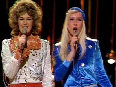 ABBA won the 1974 Eurovision Song Contest