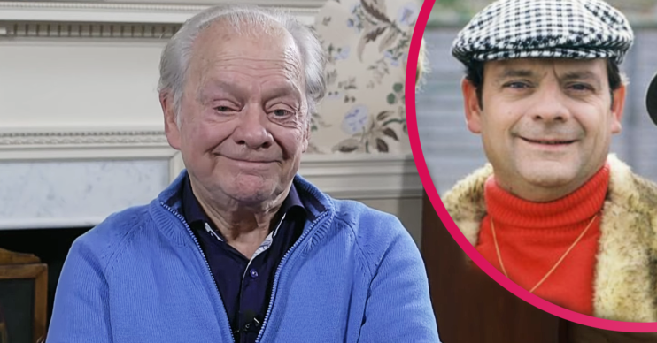 Sir David Jason says modern comedy is on a downward spiral