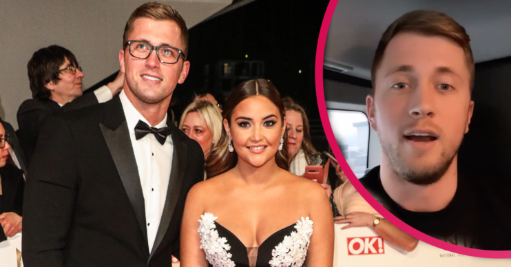Dan Osborne fires back after being accused of breaking lockdown rules