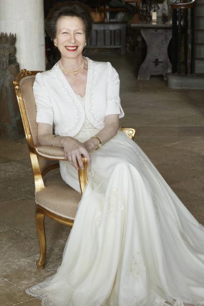 Princess Anne's 70th birthday photo