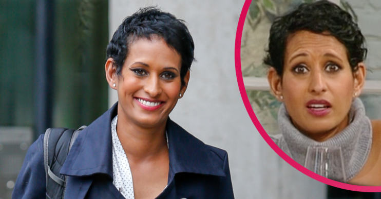 Fans supported Naga Munchetty after her Saturday Kitchen appearance