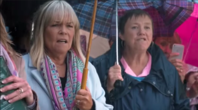 birds of a feather cast mates Linda Robson and Pauline Quirke in 'huge row'